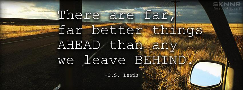 Better Things Ahead Facebook Cover