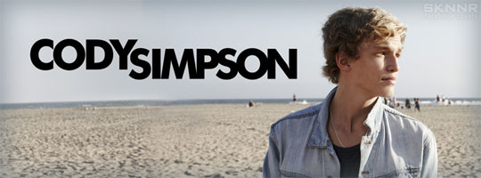 Cody Simpson Facebook Cover